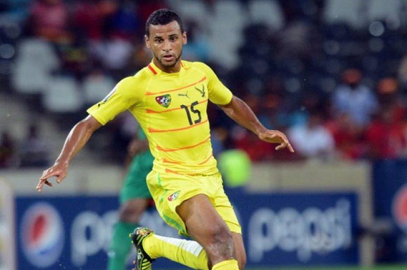 Togo/Fotaball: l'international togolais Alaixys Romao rejoint le club de Ligue 2 En Avant Guingamp.