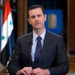 Togo:le président syrien Bachar Al-Assad a adressé un message de félicitation à Faure Gnassingbé.