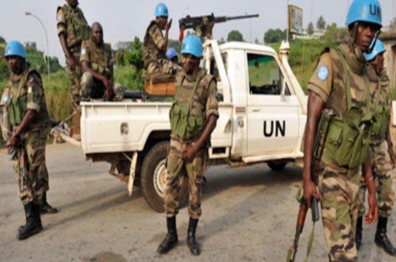 Togo: Deux casques bleus togolais honorés à New York.