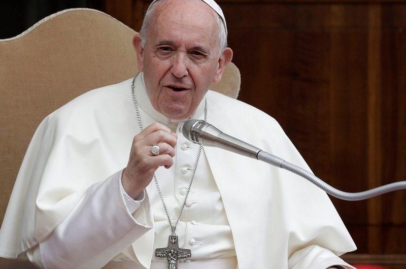 Togo:le message du pape François au président Faure Gnassingbé.