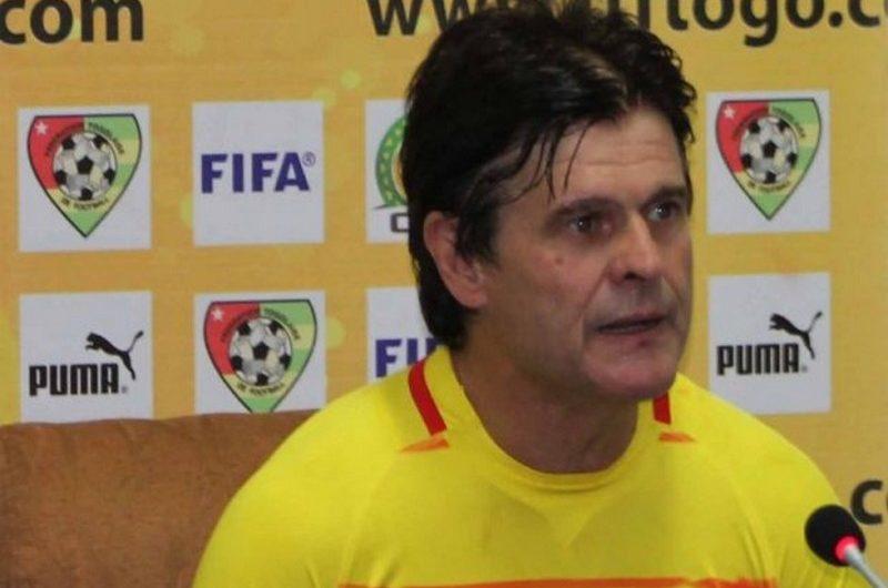Togo/Football: Didier Six «personne ne voulait prendre le Togo en quart de final» à la CAN 2013.