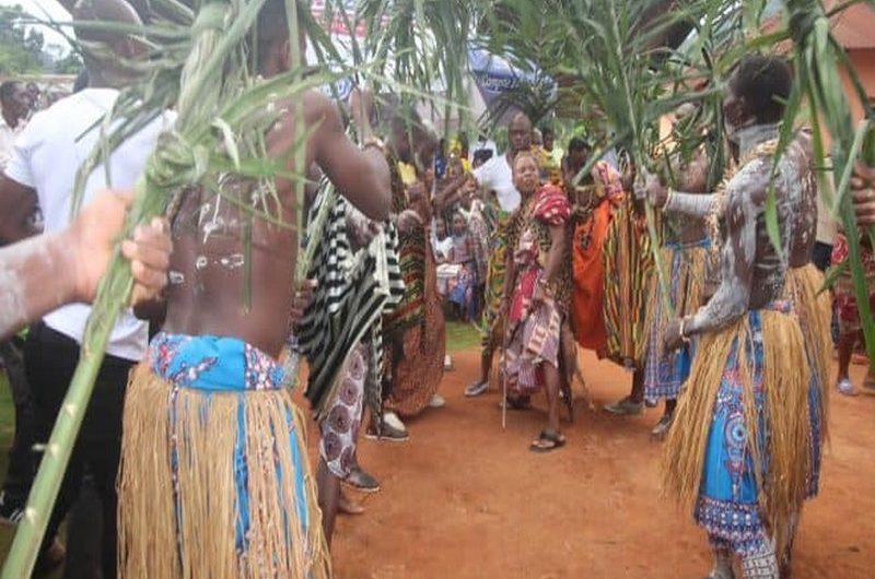 Togo:le covid-19 ne recule pas devant les ancêtres.