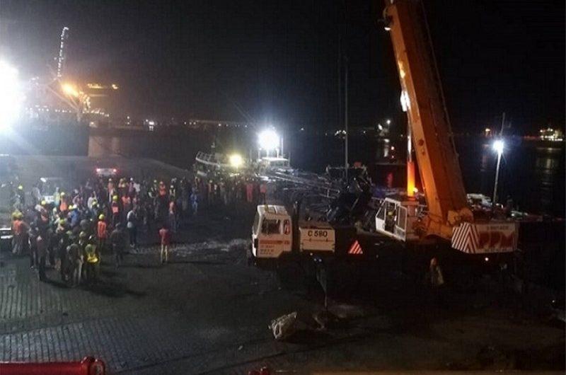 Togo: Trois (03) morts dans un accident au Port de Lomé.