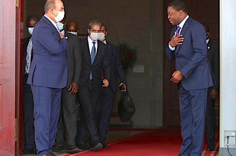 La Turquie compte ouvrir une ambassade au Togo dans les prochains mois.