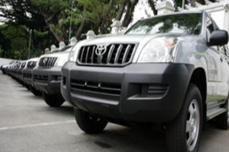 Covid-19: la banque mondiale offre 20  véhicules pick-up neufs au Togo.