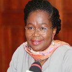 Victoire Tomegah-Dogbé nommée premier ministre du Togo.