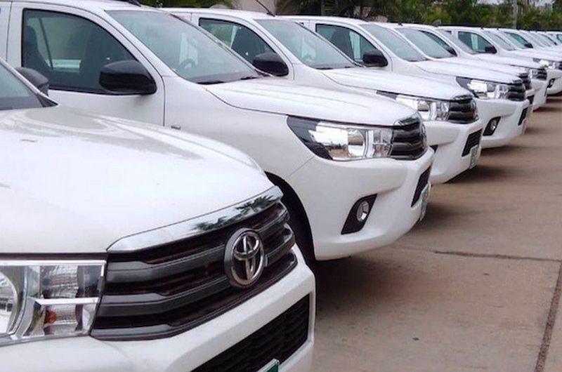 Togo/décentralisation: chaque maire a désormais un véhicule de service.