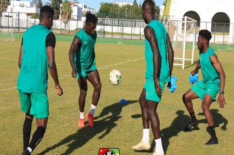 Amical/Togo-Soudan: jour de match pour les Eperviers.