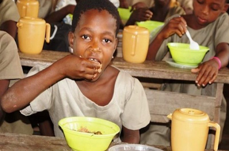 Togo: les Etats-Unis soutiennent les cantines scolaires.