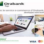 Togo: Orabank se met en mode E-commerce.
