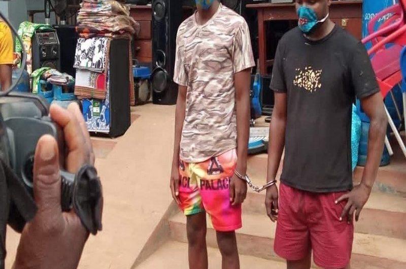 Togo: l'artiste rappeur Doc Farel arrêté par la police pour cambriolage.