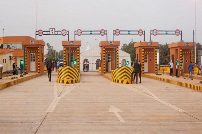Togo: les postes de péage désormais automatisés.
