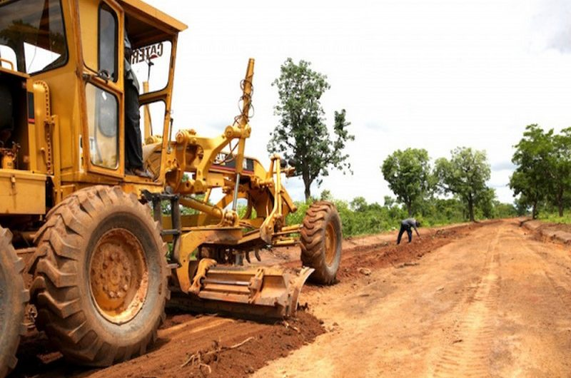 Togo: près de 10 000 km de pistes seront aménagées chaque année.