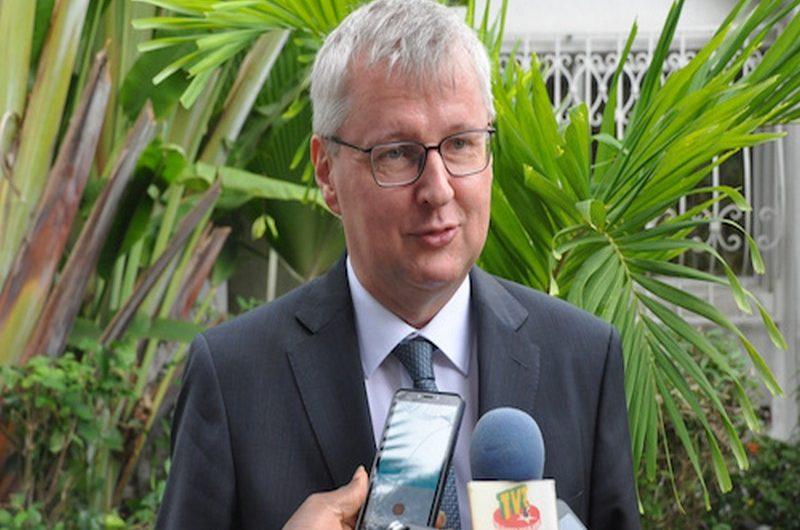 Togo: l'Allemagne financera la construction de 40 mairies.