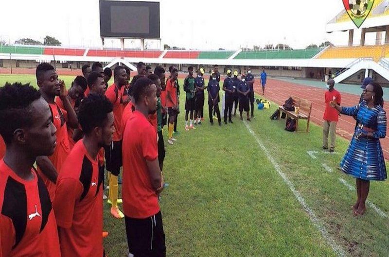 Togo/CHAN 2020: deux matches amicaux internationaux prévus pour les Eperviers locaux.