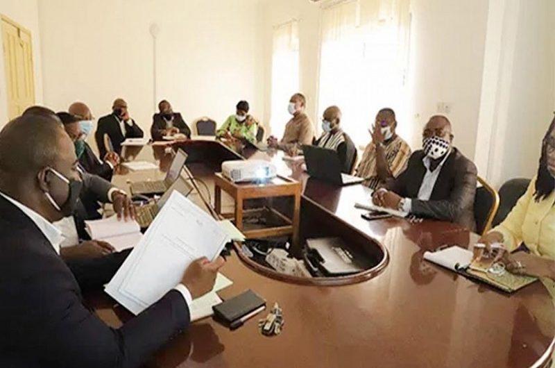 INAM: une délégation du Burkina-Faso à Lomé pour s'inspirer de l'expérience du Togo.