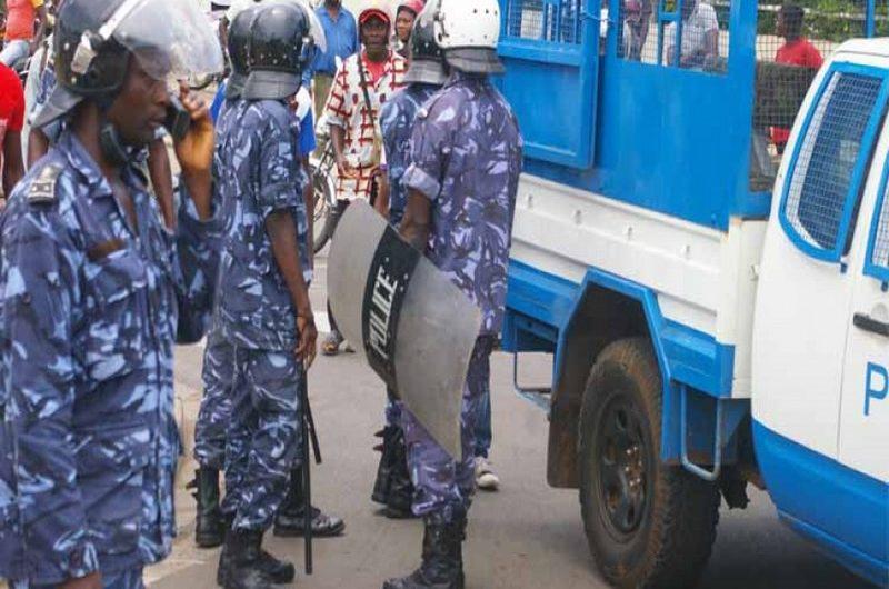 Togo: un commissaire de police victime d'une attaque au couteau à Tsévié.