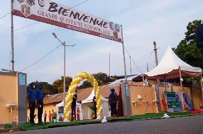 Togo: début de la Quinzaine commerciale de Lomé.