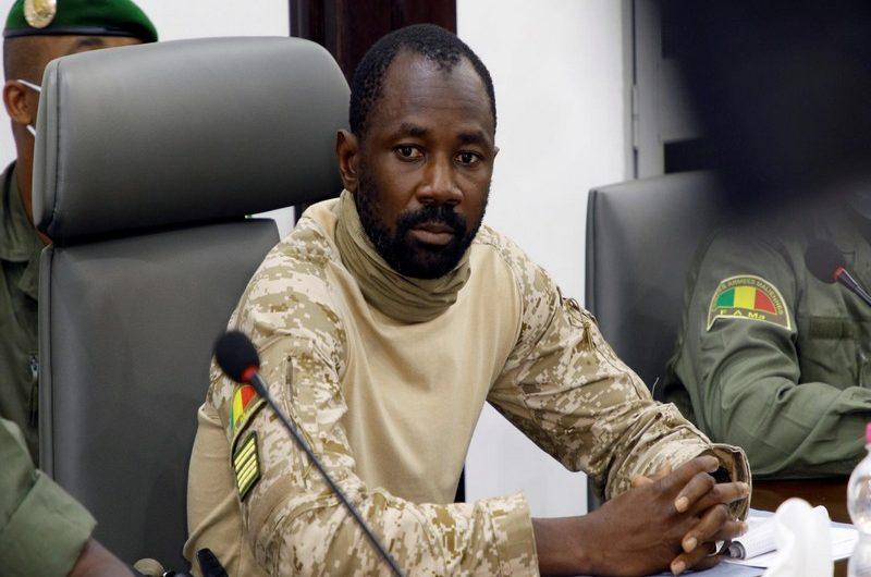 Togo/Mali: le colonel Assimi Goïta à Lomé pour rencontrer Faure Gnassingbé.