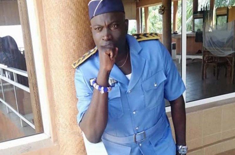 Togo: King Mensah, bientôt commissaire divisionnaire.