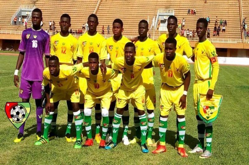 Tournoi UFOA B U17: le Togo, pays hôte entre en lice face au Niger.