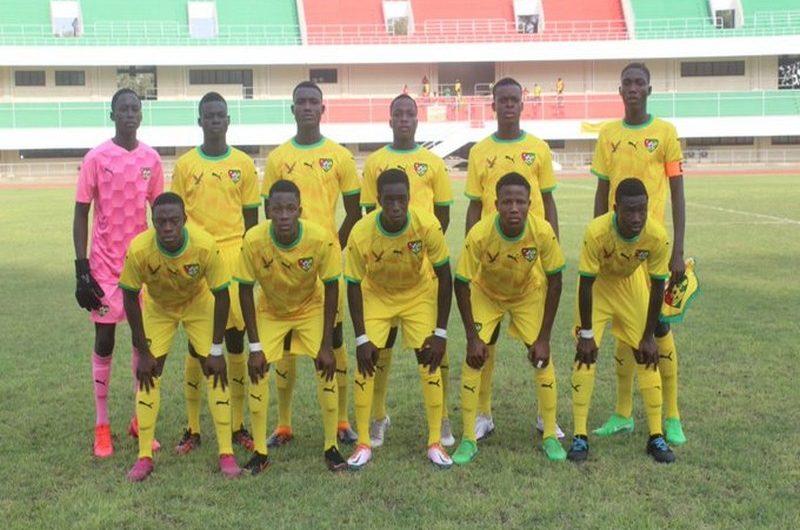 Tournoi UFOA B U 17: le Togo disqualifié après les tests IRM sur les joueurs.