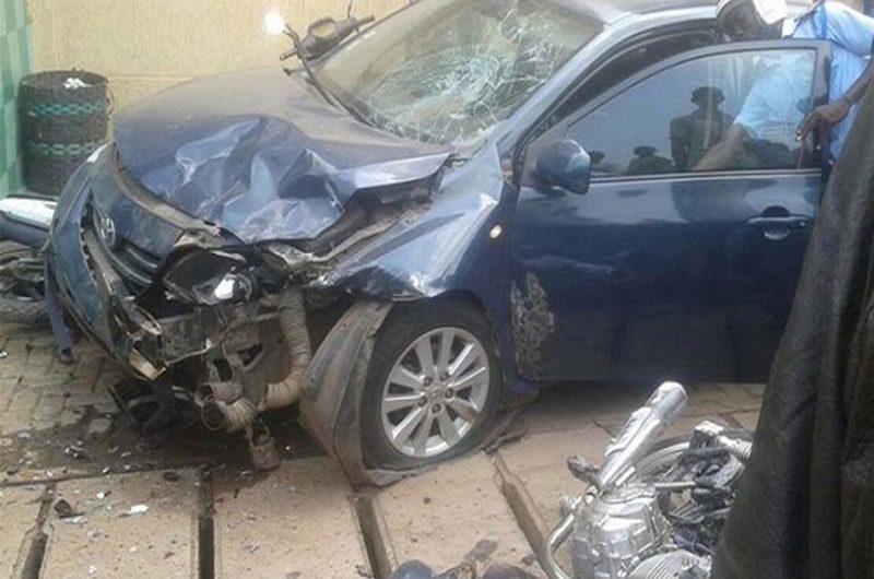 Togo: un conducteur, téléphone au volant fauche 3 élèves à Légbassito.
