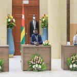 Togo: les grandes décisions du conseil des ministres du 24 février.
