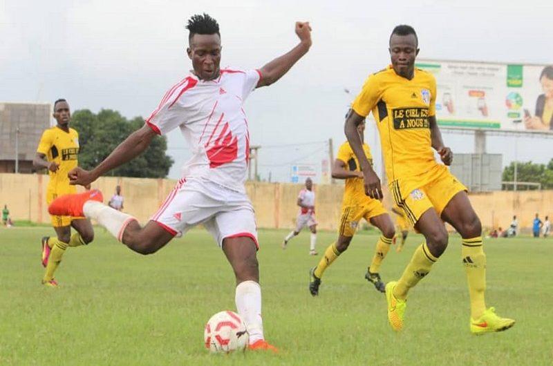 Togo/Championnat D1: Gomido et l'ASCK champions de la phase aller.