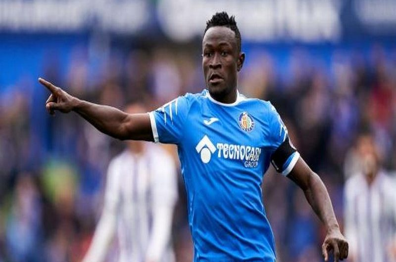 Togo/Football: Djene Dakonam et Getafe dans le dur.