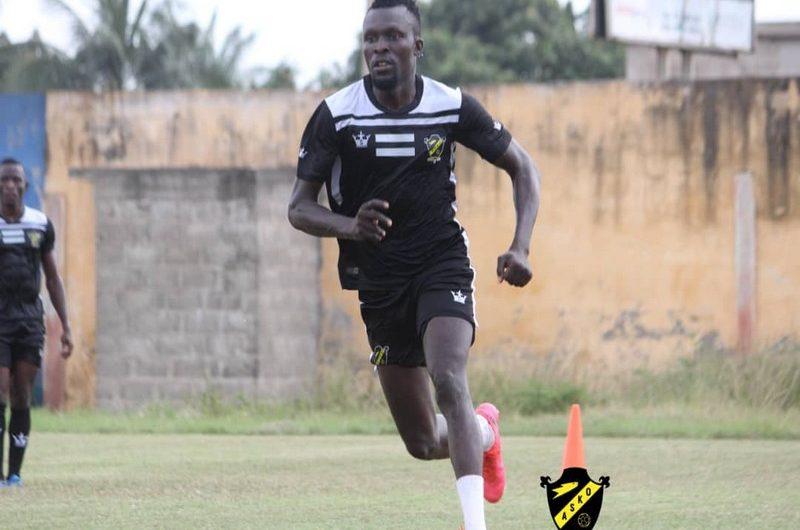 Togo/football: Atakora Lalawelé  quitte Asko pour la Suède.