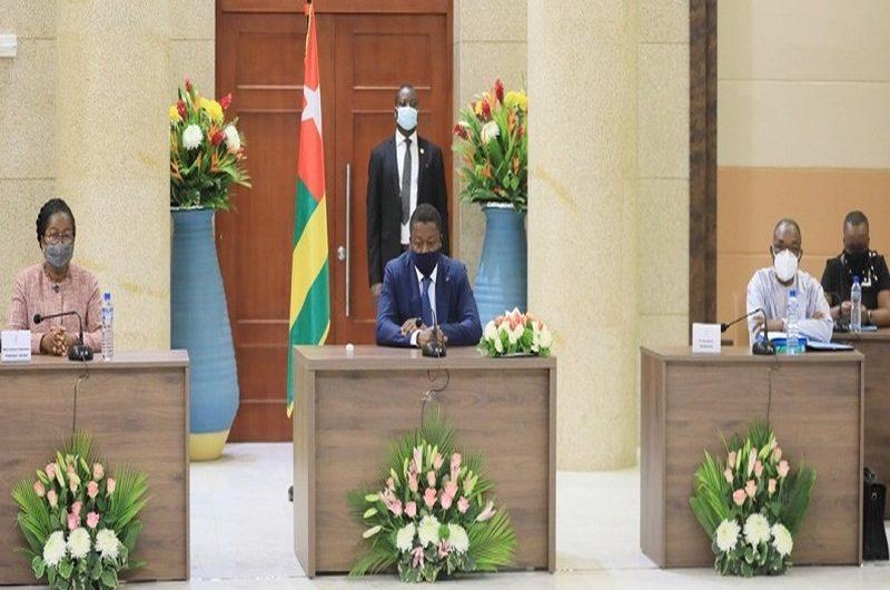 Togo: les grandes décisions du conseil des ministres du 17 février 2021.