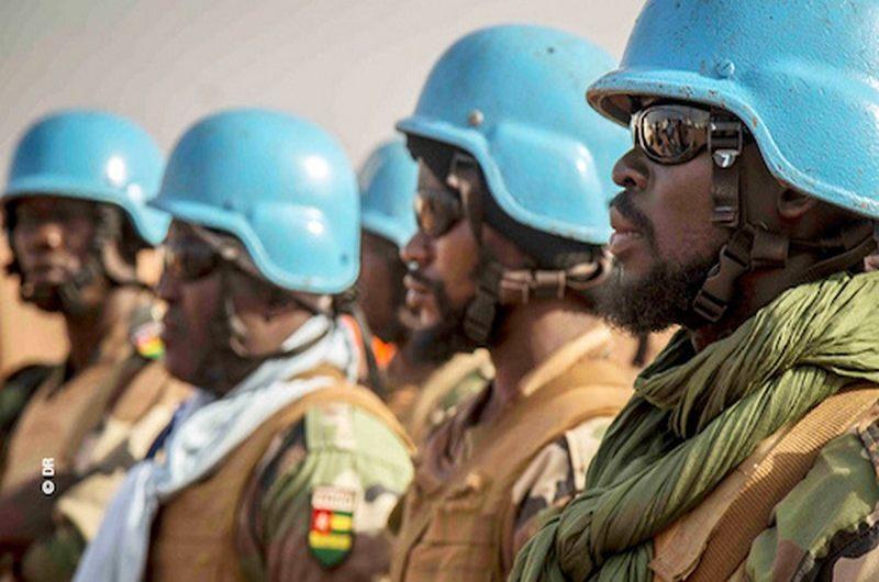 Attaque contre le contingent togolais au Mali: un militaire a succombé à ses blessures.