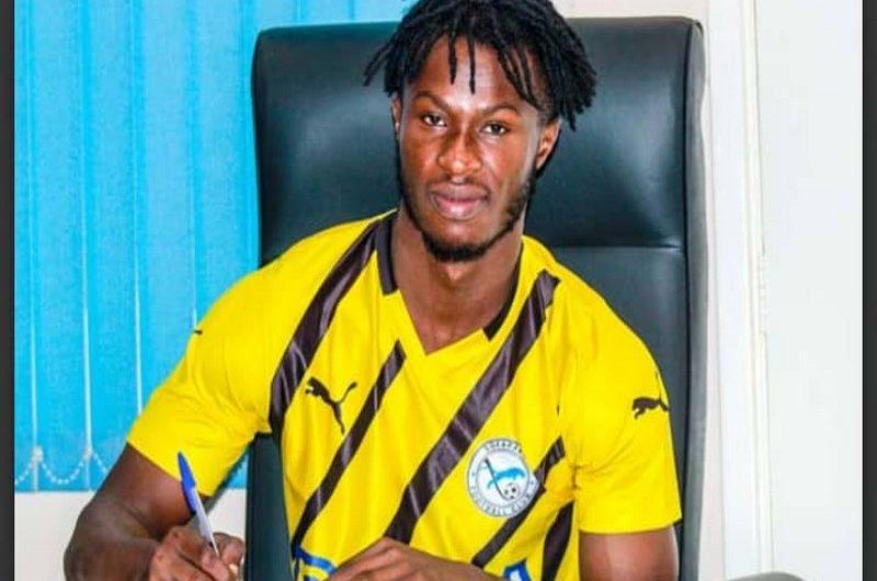 Togo: Moubarak Aïgba, gardien des Eperviers A' au CHAN s'est engagé avec un club.