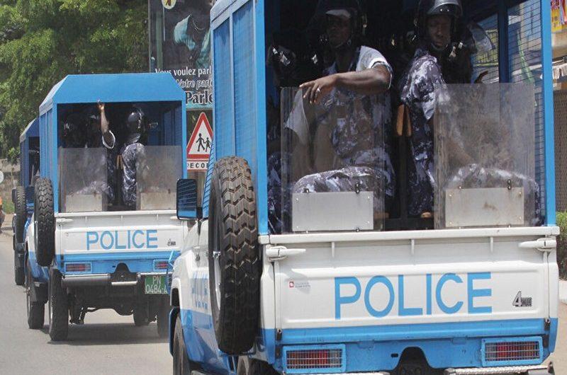 Togo: la police lance la chasse aux criminels.