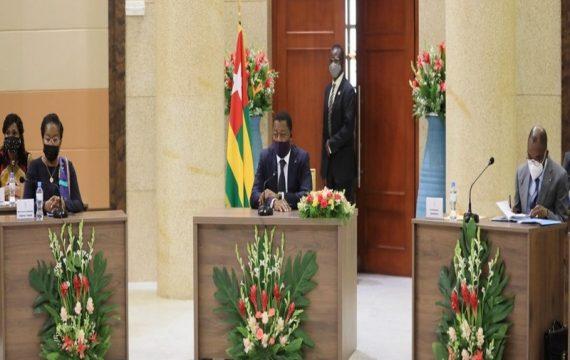 Togo: communiqué du conseil des ministres du 24 mars 2021.