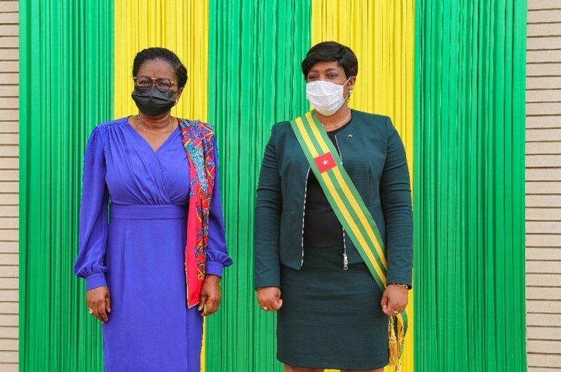Journée du 8 mars: les messages de Yawa Djigbodi Tsègan et de Victoire Tomégah-Dogbé aux femmes togolaises.