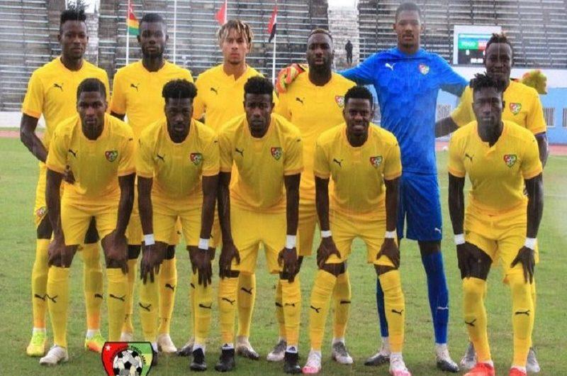 Togo: voici la liste des joueurs retenus pour le stage en Turquie.