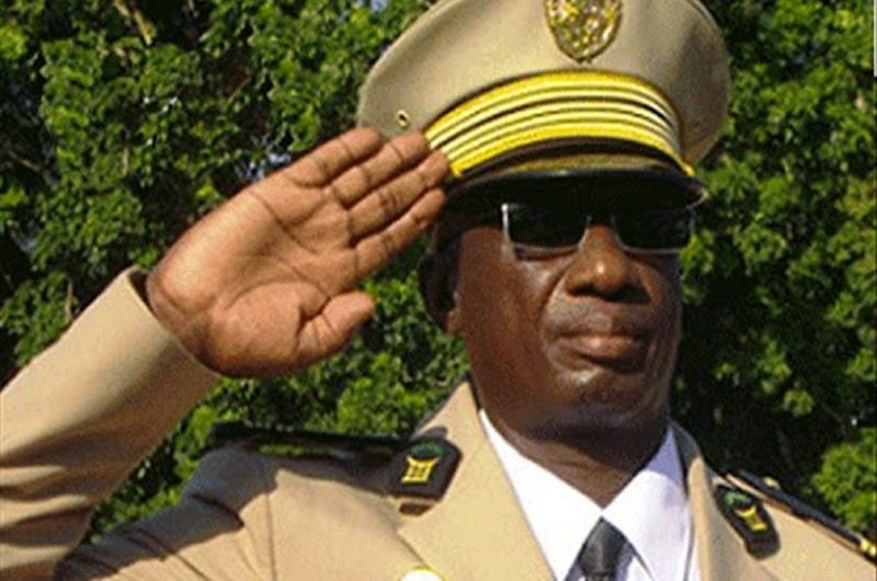 Togo: le Général Felix Katanga reprend du service.