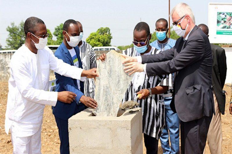 Togo: un hôpital de référence spécialisé en pathologies infectieuses bientôt ouvert à Kara.