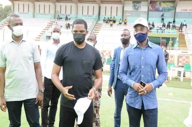 Togo: Samuel Eto'o convie les joueurs togolais à cultiver un mental de gagnant.