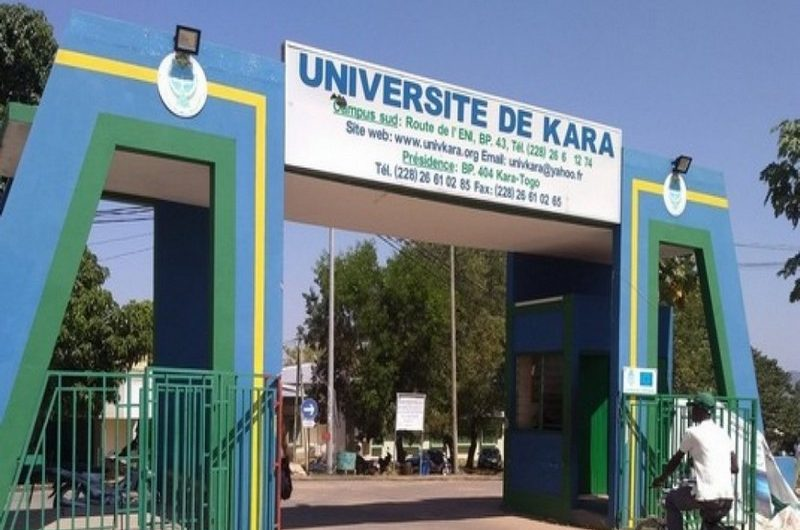 Togo: l'Université de Kara crée sa Web Tv.