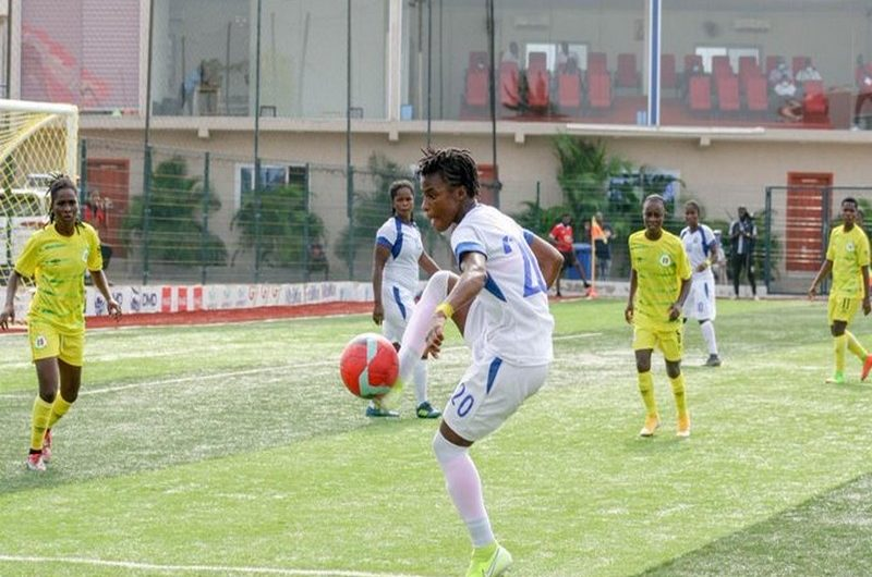 Togo/Football: un club féminin sélectionné pour la Women's Champions League.