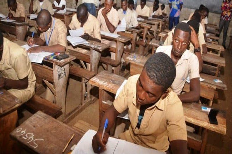 Togo: les élèves absentéistes des classes d'examen seront radiés des listes.