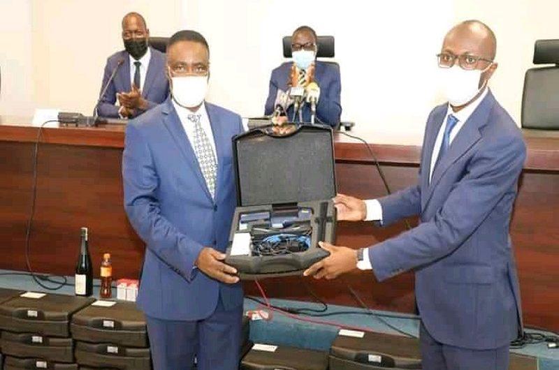 Togo/Marquage des produits: l'OTR s'équipe pour les contrôles.
