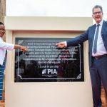 Togo: la PIA aura son centre de formation professionnelle.