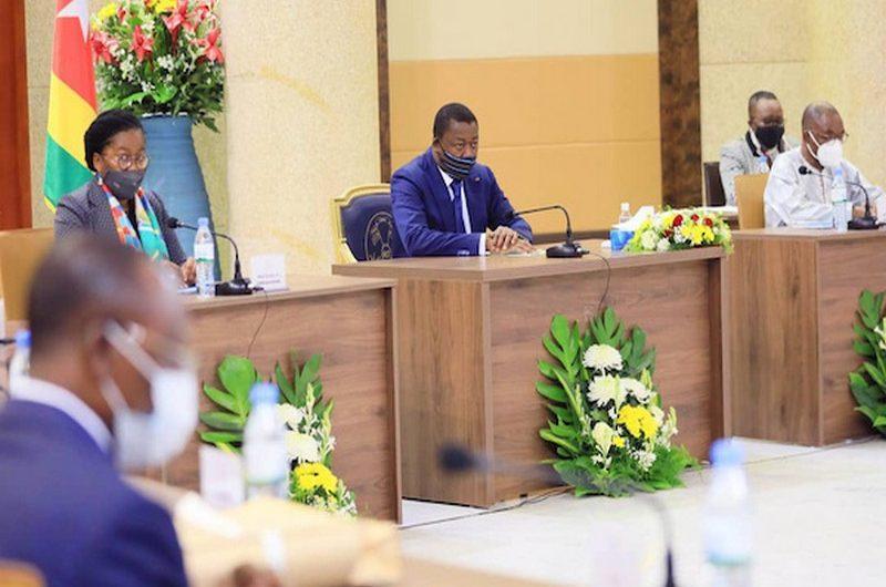Togo: les grandes décisions du conseil des ministres du 24 juin 2021.