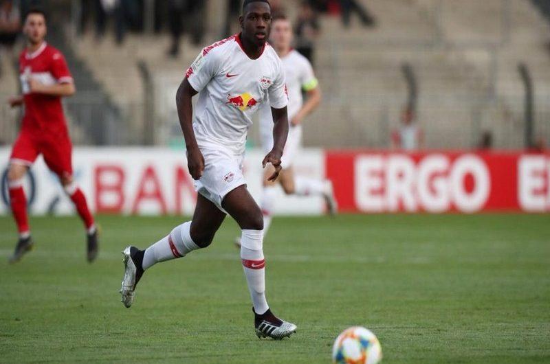 Togo: Malik Talabidi, autre pépite germano-togolaise dans le viseur de l'équipe nationale.
