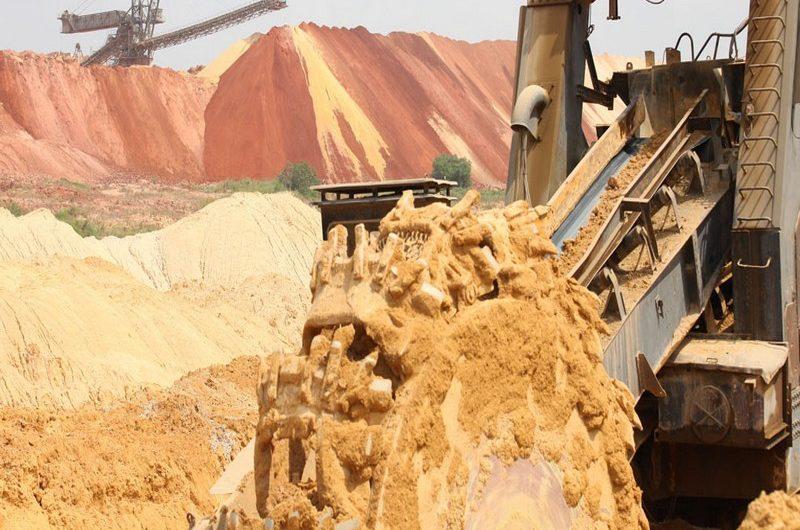 Togo: la production du phosphate en nette hausse en 2020.