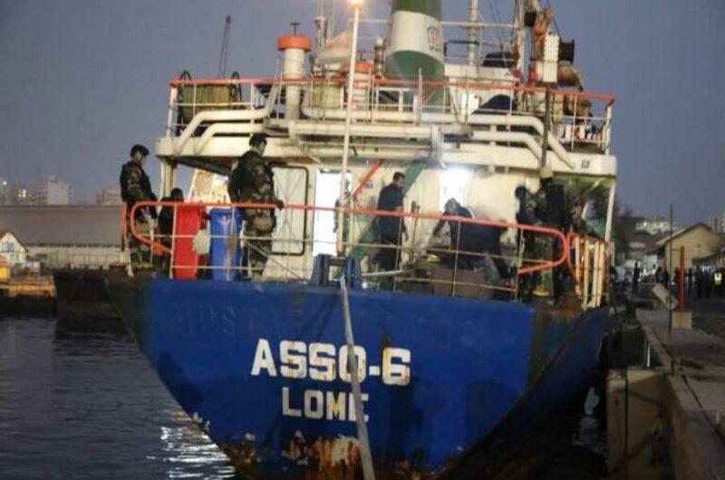 Un navire battant pavillon togolais intercepté pour trafic de drogue sur les côtes sénégalaises.
